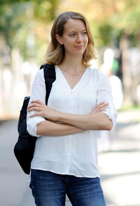 Julia Lajta-Novak, Foto: Clemens Fabry